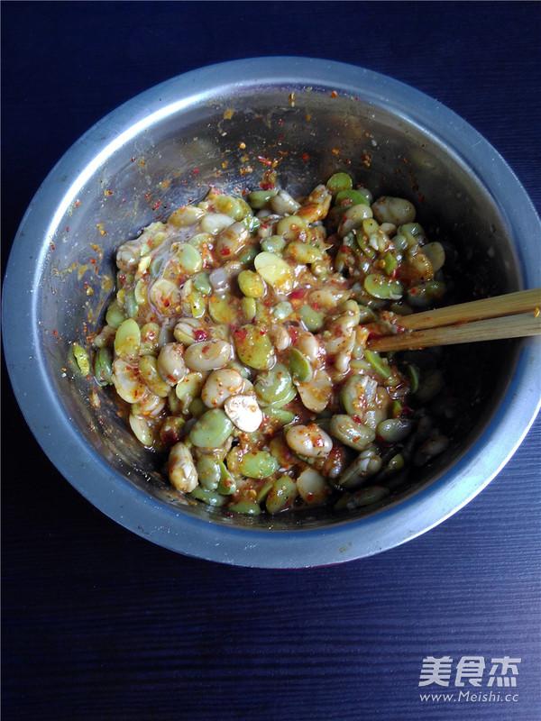 香酥蚕豆怎么炒