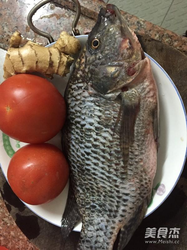 蕃茄焖罗非鱼的做法大全
