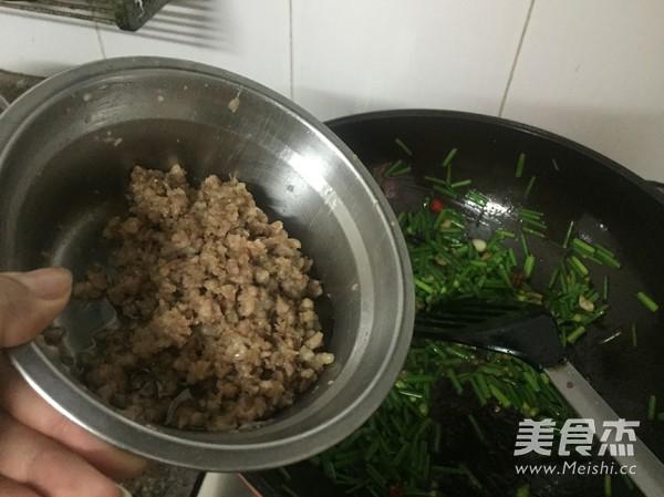 肉沫玖菜花怎样煮