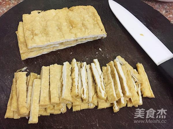 三丝回锅肉的简单做法