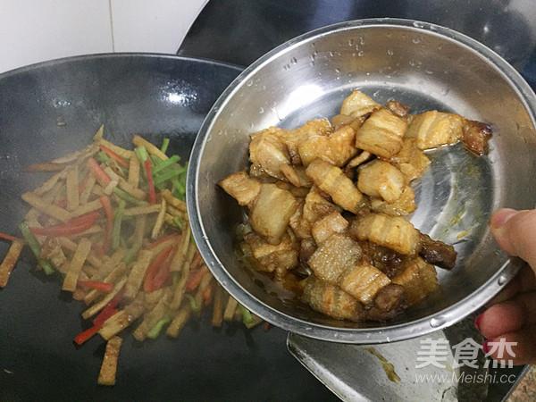 三丝回锅肉怎么煮