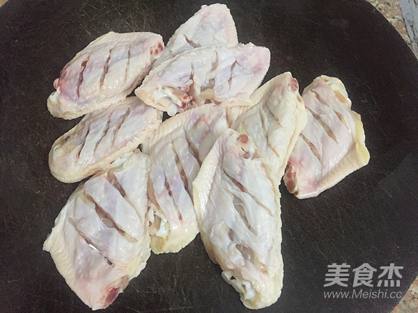 菠萝黑椒鸡翅的做法大全