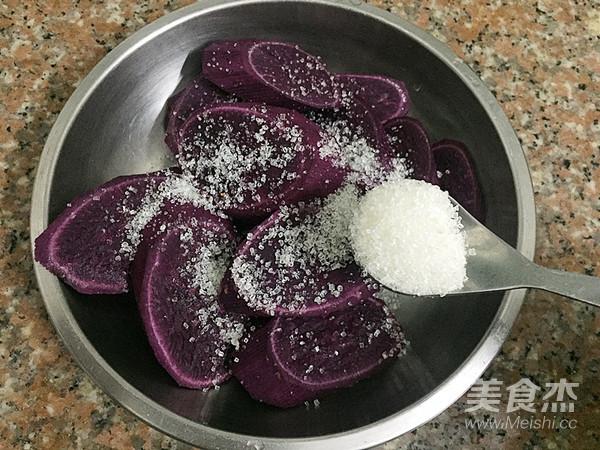 芒果紫薯西米捞的家常做法