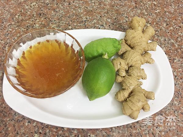 柠檬姜蜜茶的做法大全