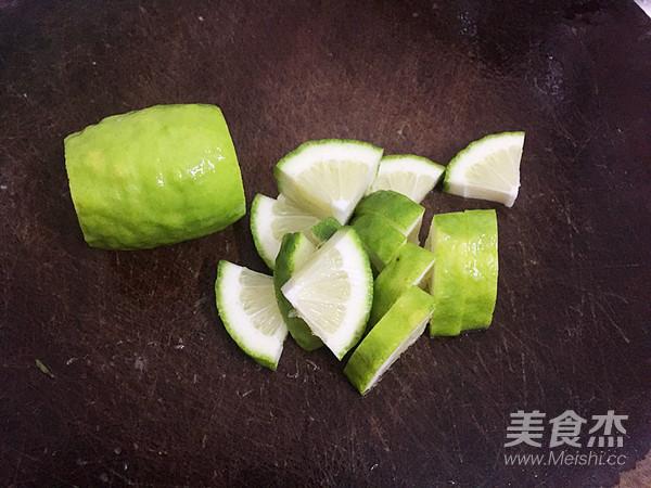 柠檬姜蜜茶的简单做法