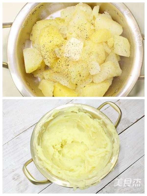 土豆泥的家常做法