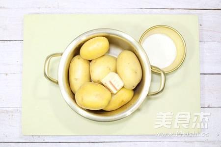 土豆泥的做法大全