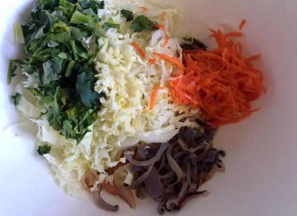 海蜇拌白菜怎么煮