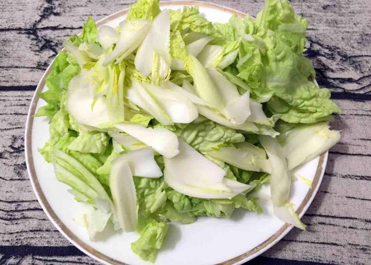 木耳炒白菜怎么吃