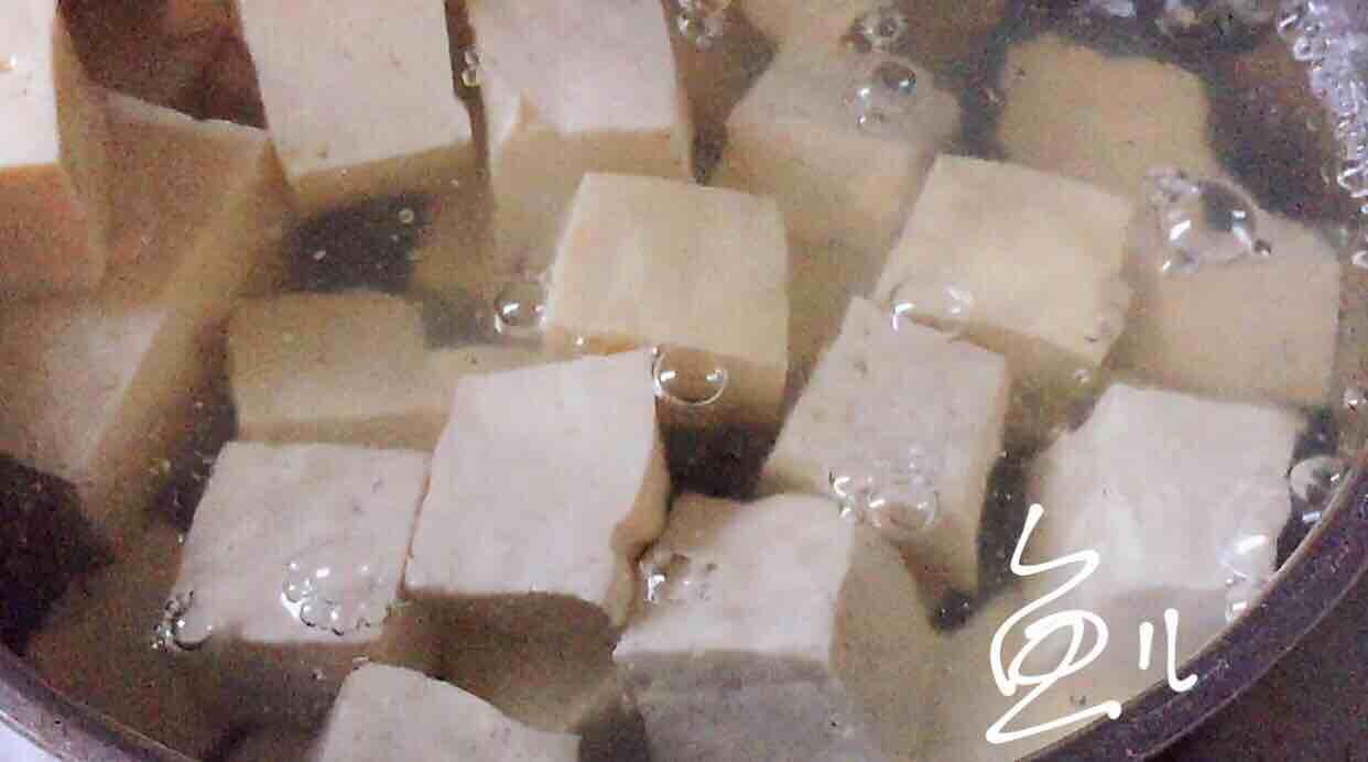 小葱拌豆腐怎么炒