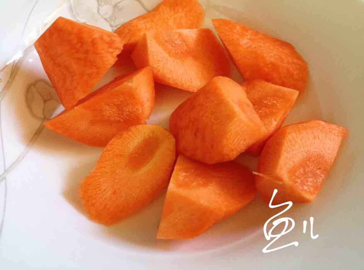 排骨玉米胡萝卜汤的简单做法