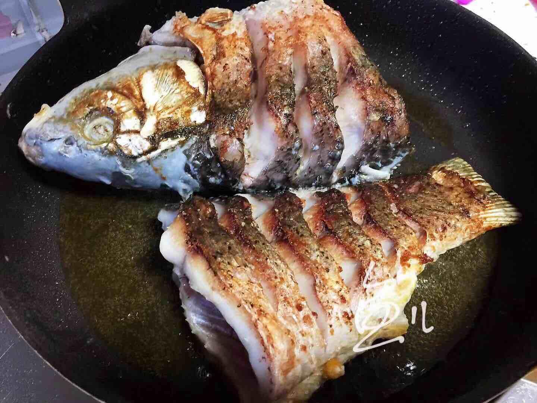 鲤鱼炖粉条怎么做