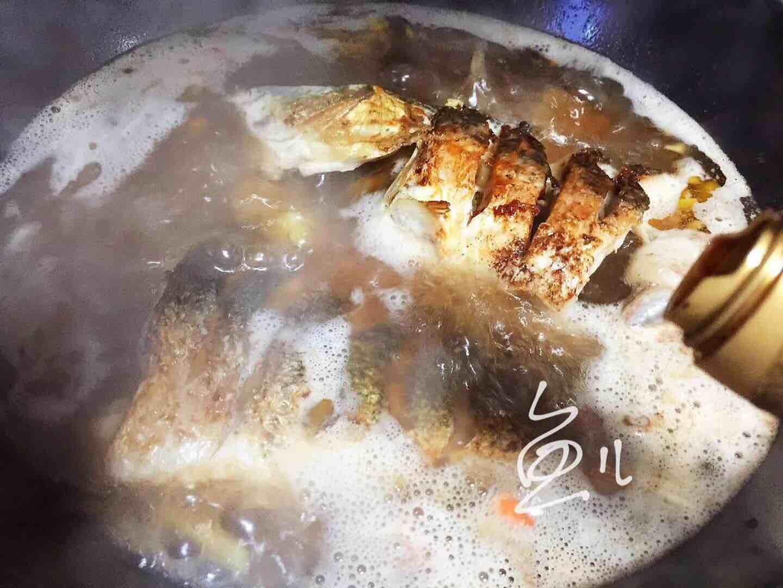鲤鱼炖粉条怎样炖