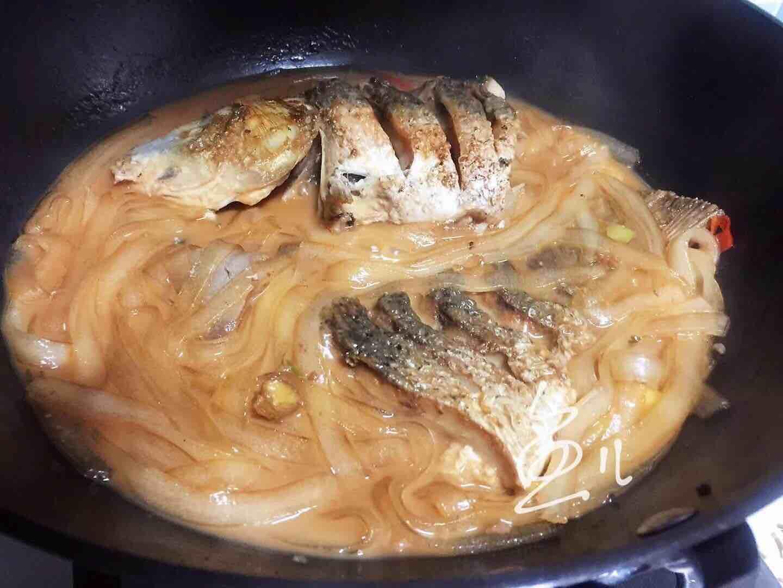 鲤鱼炖粉条的做法大全
