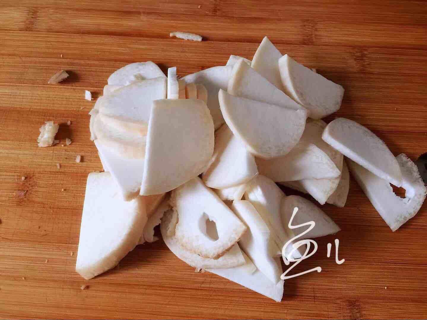 杏鲍菇炒肉片怎么吃
