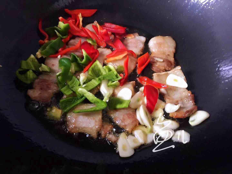 杏鲍菇炒肉片怎么煮