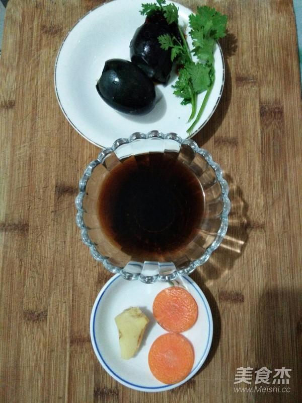 姜汁松花蛋的做法大全
