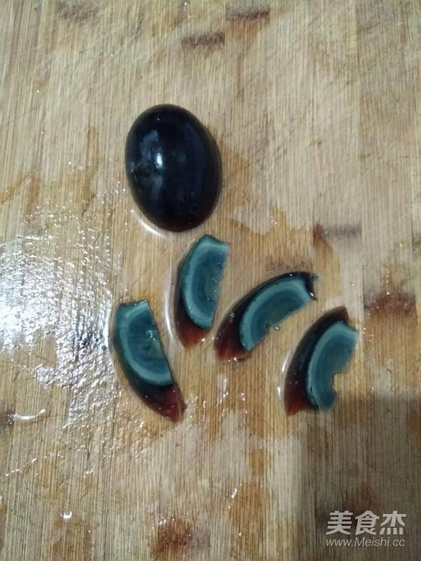 姜汁松花蛋的做法图解