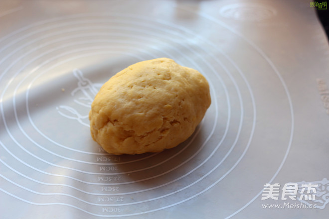 奶香南瓜派的简单做法