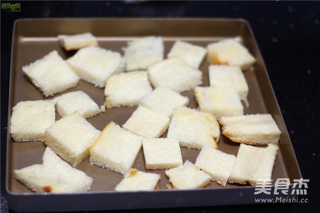 香葱面包片的做法大全