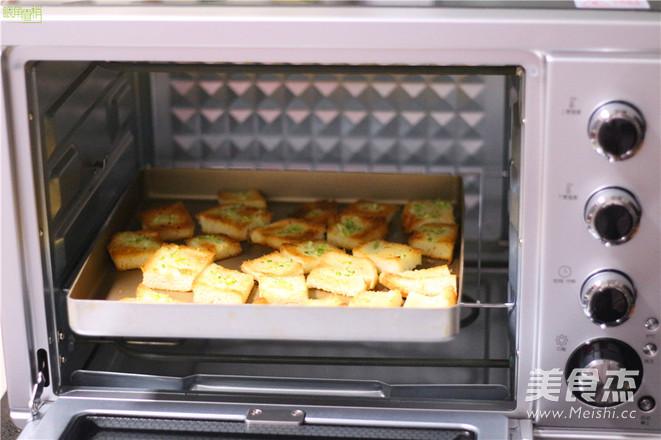 香葱面包片怎么吃