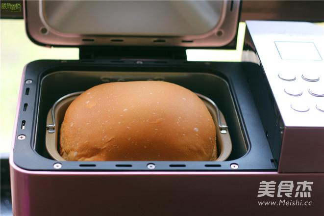 面包机版鸡蛋牛奶吐司怎么做