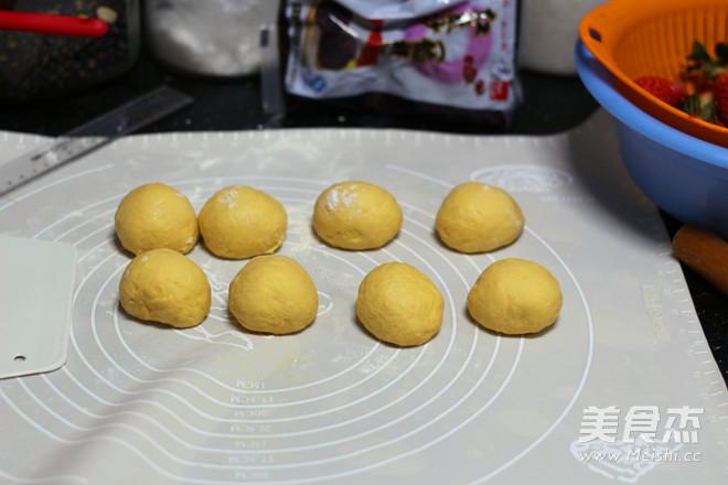 南瓜豆浆豆沙包的简单做法