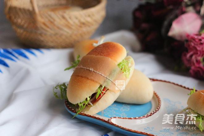 口袋面包怎么炒