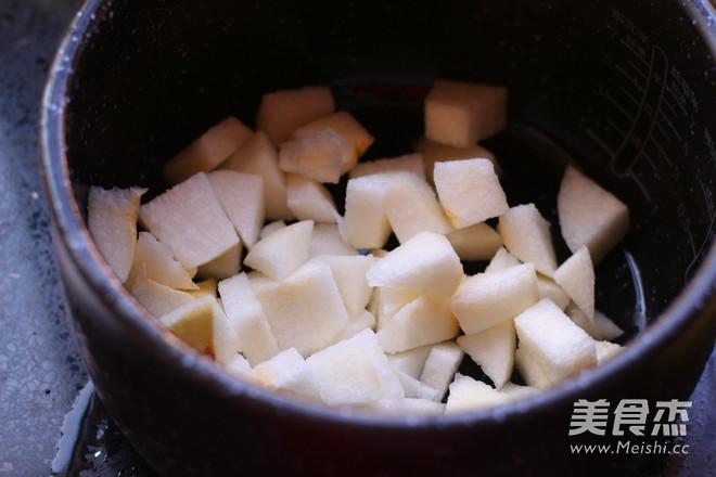 银耳雪梨汤的做法图解
