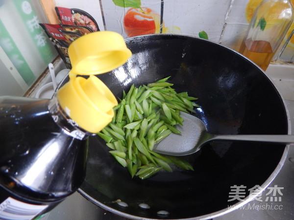 芦笋炒鸡蛋怎么做