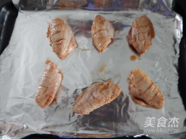 香烤鸡翅怎么煮