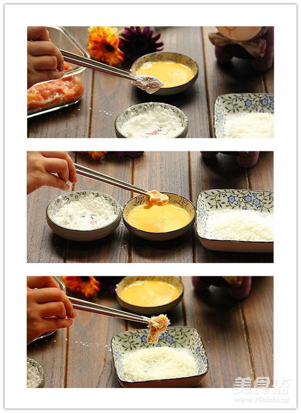 鸡米花的做法图解