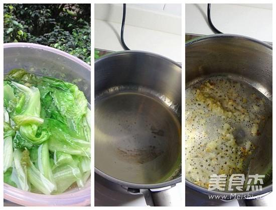 白灼生菜的简单做法