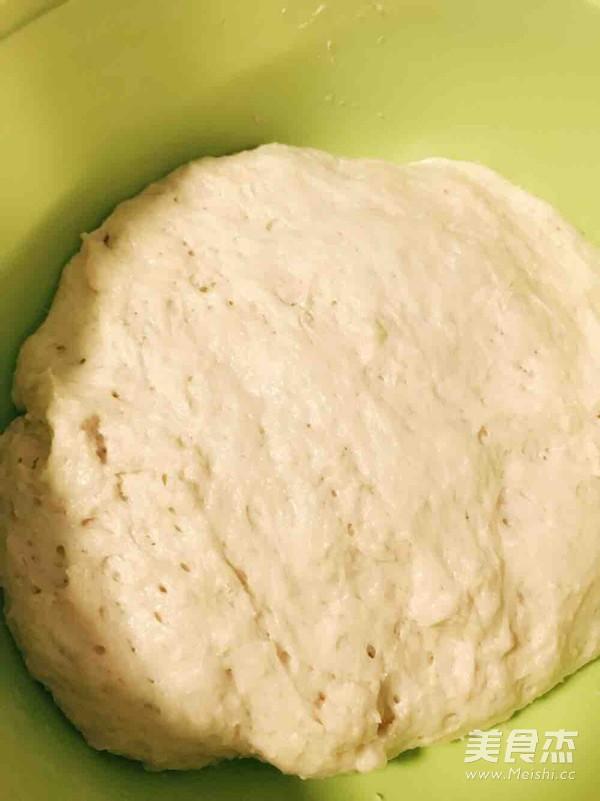 老式面包(中种)的做法大全