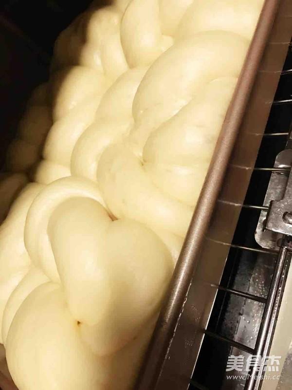 老式面包(中种)怎么煸