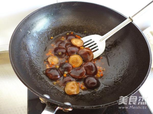 香菇油菜怎么炖