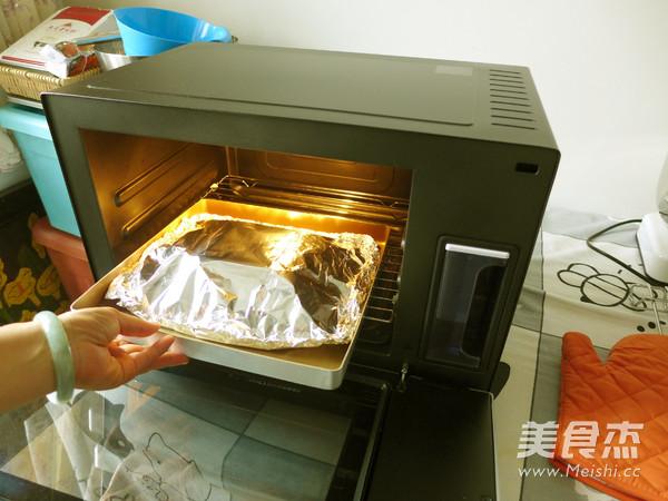 锡纸包烤杂菌菇怎么煮
