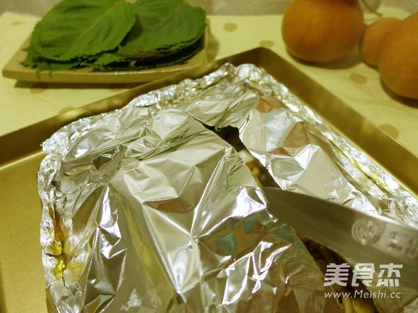 锡纸包烤杂菌菇怎么炖