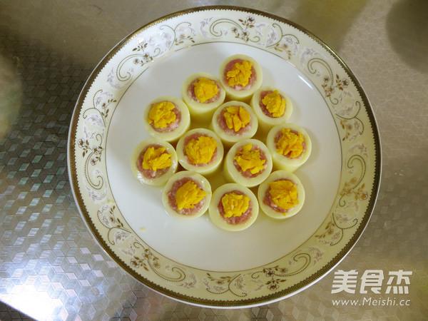 清蒸肉末酿豆腐的简单做法