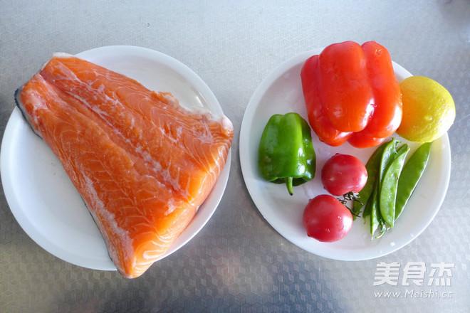 黑椒三文鱼的做法大全