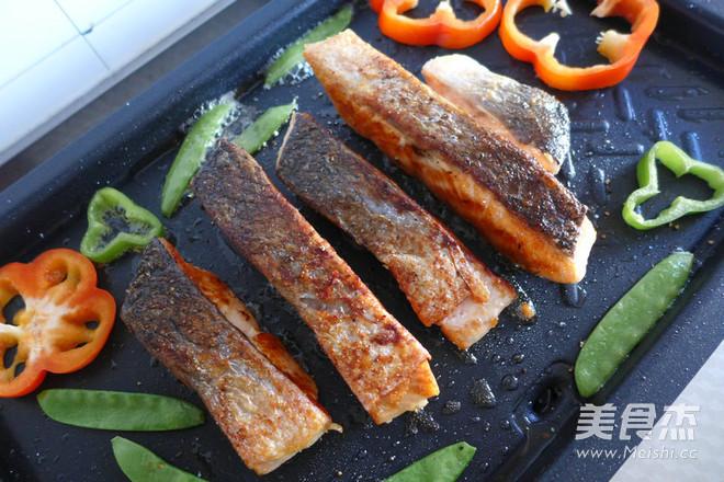 黑椒三文鱼怎样做