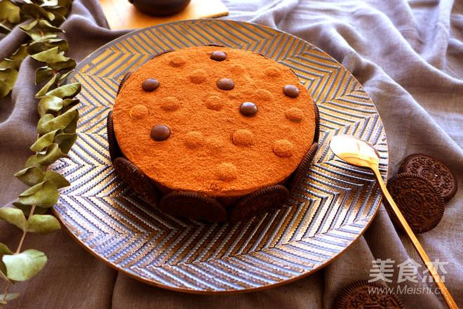 巧克力慕斯蛋糕的制作方法