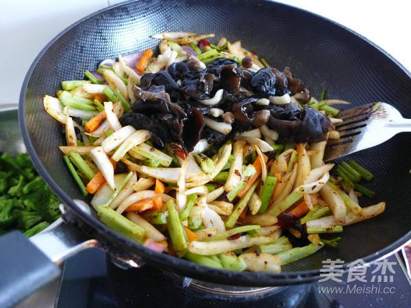 豆豉烤鱼的制作