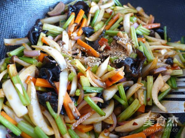 豆豉烤鱼的制作方法