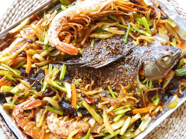 豆豉烤鱼的做法大全