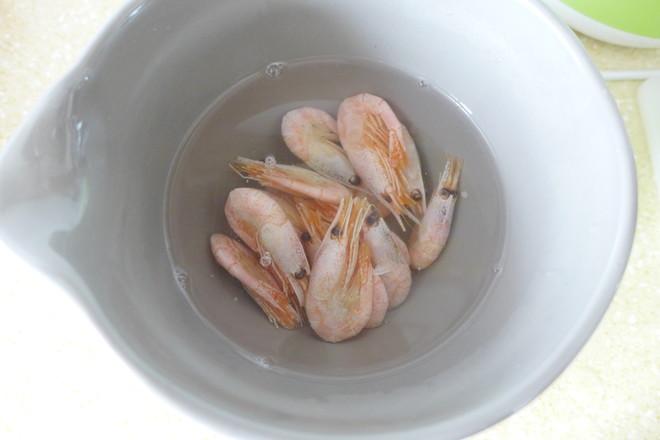 芒果北极虾沙拉的做法图解