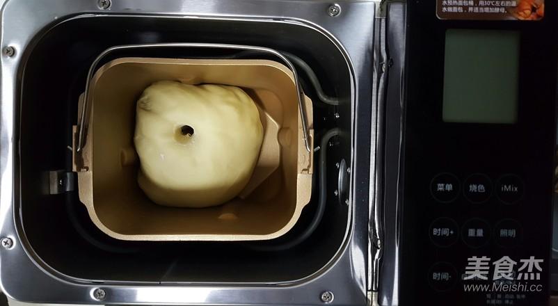黄油手撕面包卷的简单做法
