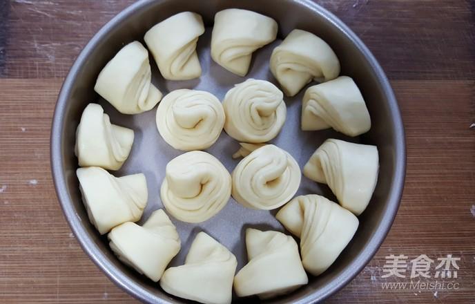 黄油手撕面包卷怎样煸