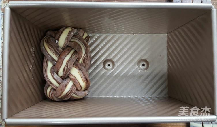 巧克力金砖面包的做法大全
