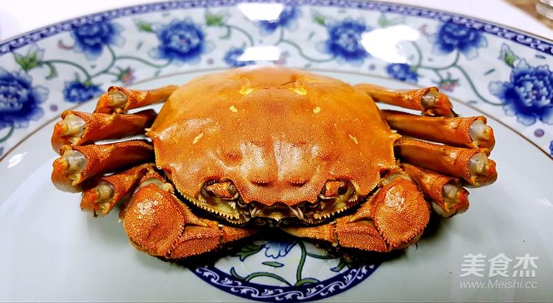 清蒸大闸蟹怎样煮